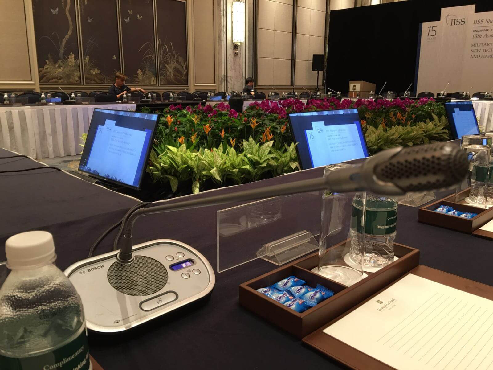 DCN Next Generation Conference System